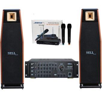 Dàn karaoke gia đình bell QA - 909
