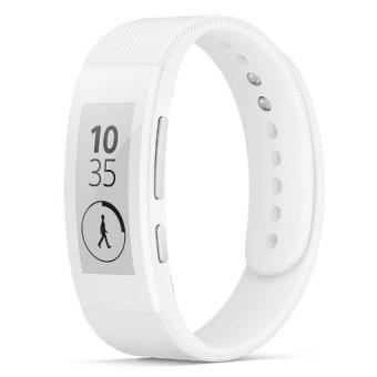 Đồng hồ thông minh smartwatch Sony SWR30 Trắng Hàng nhập khẩu