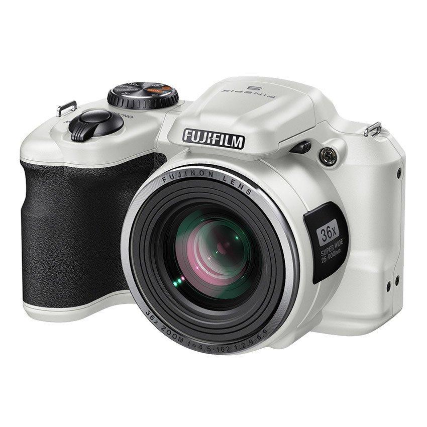 Fujifilm FinePix S8600 16.0MP & Zoom quang 36x