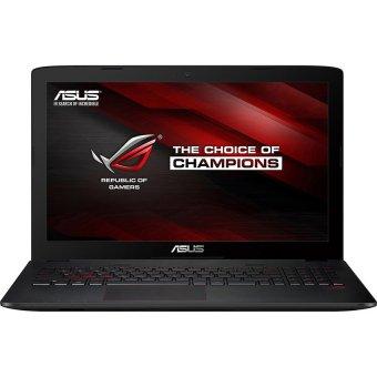 Laptop ASUS GL552J GL552JX-DM144D i7-4720HQ 15.6 inch FHD (Đen) - Hàng chính hãng