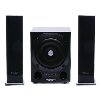 Loa Vi Tính SoundMax AW200 2 1 80W