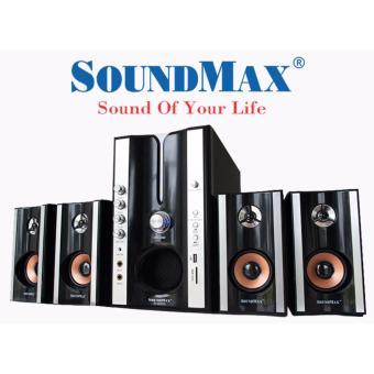 Loa Vi Tính SoundMax A8900 4 1 90W
