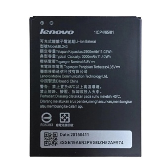 PIN LENOVO K3 NOTE A7000, A7000 PLUS MÃ BL243