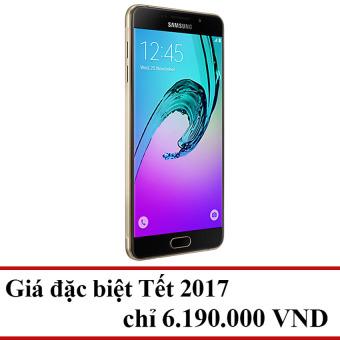 Samsung Galaxy A7 2016 16GB (Vàng) - Hàng phân phối chính thức