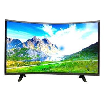 Smart TV Asanzo màn hình cong 40 inch HD AS40CS6000