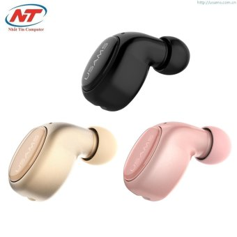 Tai nghe bluetooth mini Usams US-LJ001 V4.1 (Đen)
