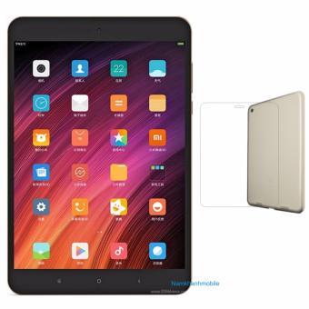 Xiaomi Mi pad 3 64GB 4GB Ram Vàng Hàng nhập khẩu Dán cường lực Ốp lưng silicon