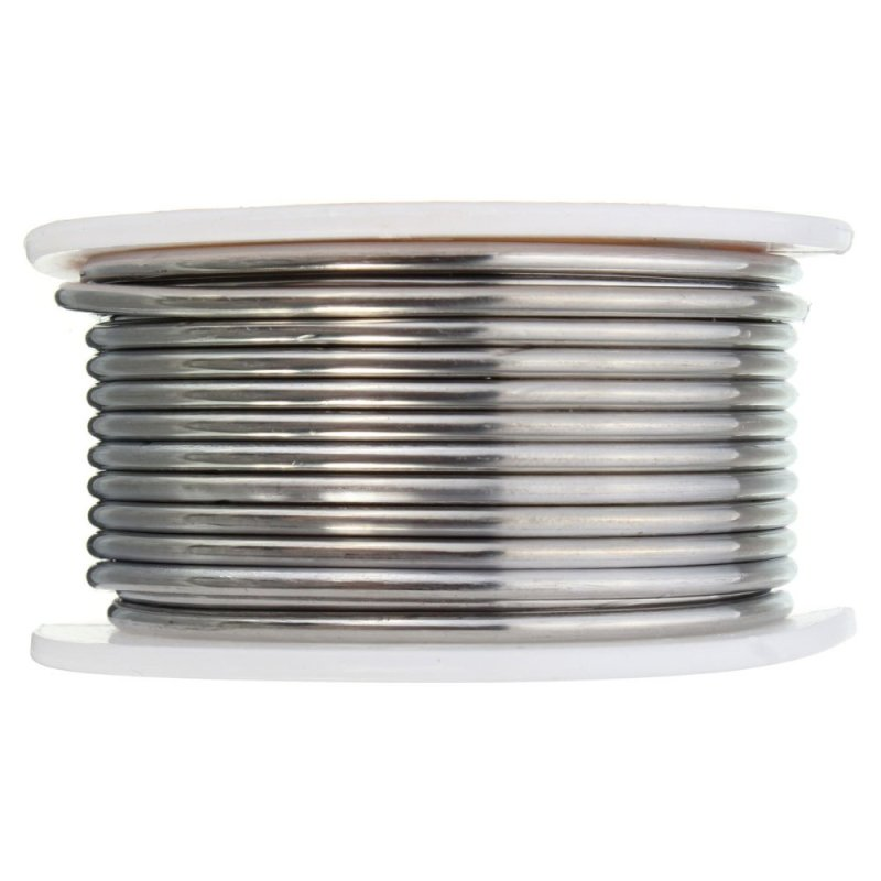63/37 Tin/lead Rosin Core 0.5-2mm 2% Flux Reel Welding Line 100G Solder Wire 2mm - Intl