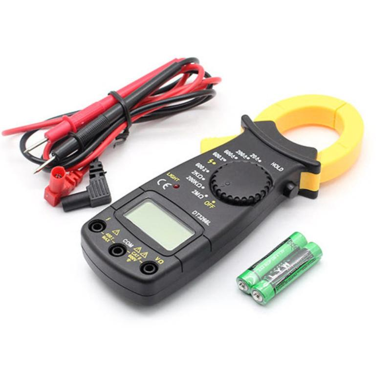 Ampe kế cầm tay kẹp vạn năng kỹ thuật số kẹp mét DT-3266L
