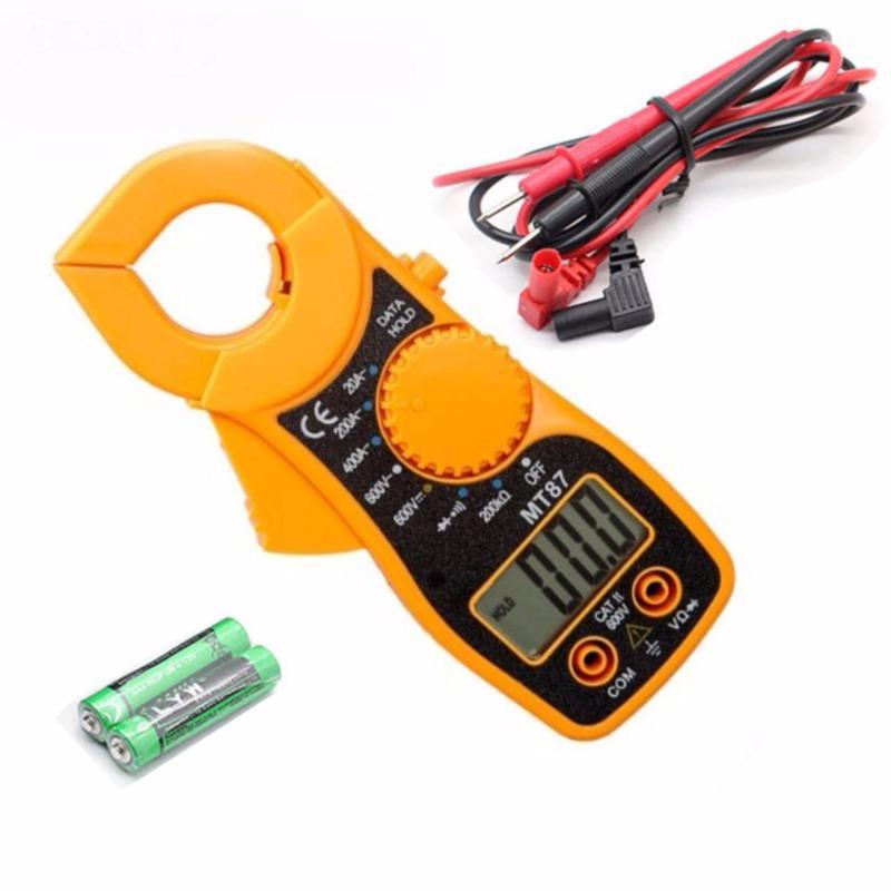 Ampe kìm MT87 (Đồng hồ kẹp dòng)