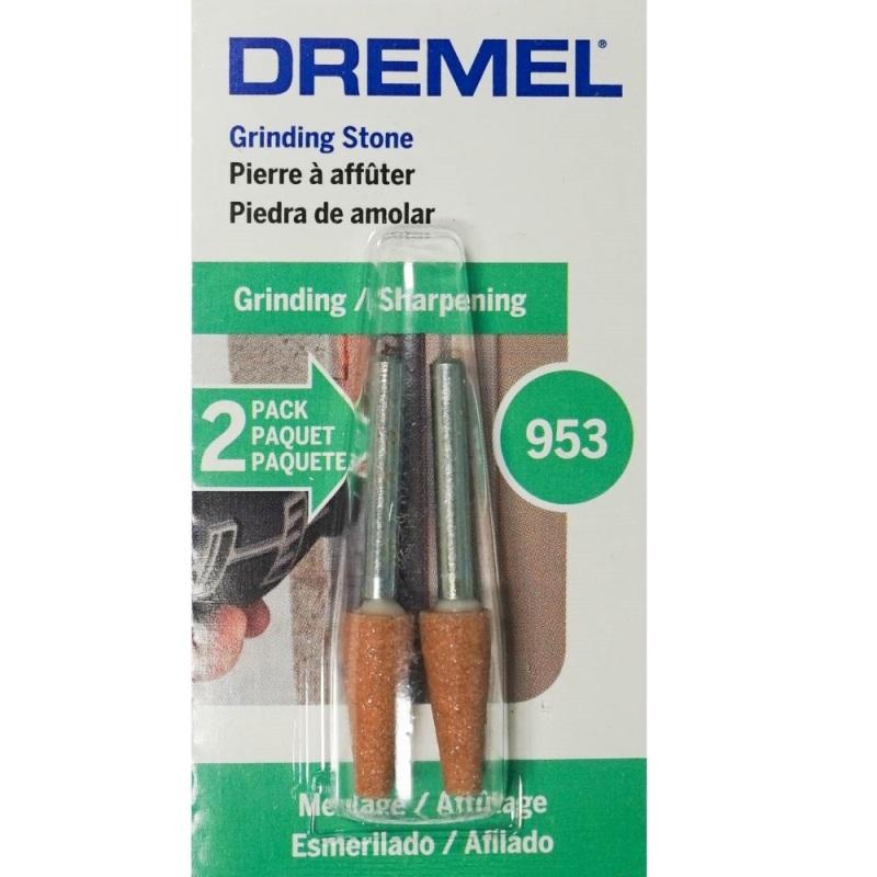 Bộ 2 đá mài nhôm oxit 6.4 mm Dremel 953