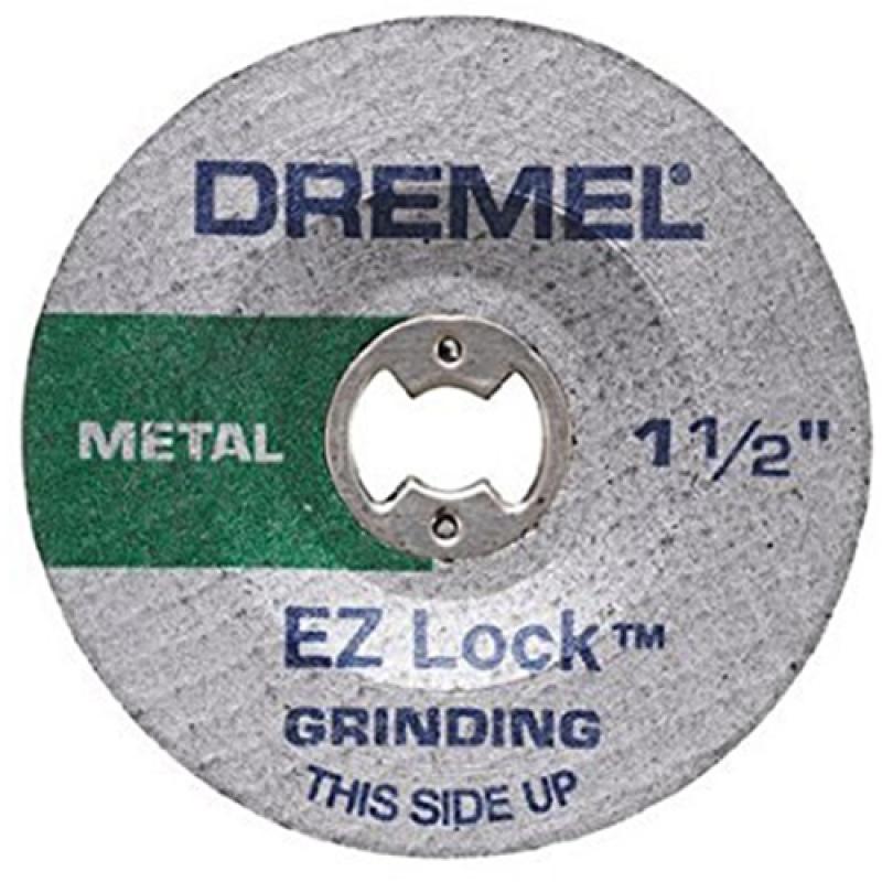 Bộ 2 đĩa mài kim loại 38 mm Dremel EZ541GR