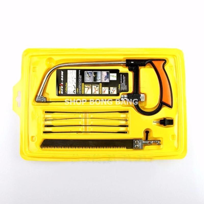 Bộ cưa tay mini gia đình 8 món tiện dụng BB1211