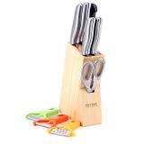 Bộ dao làm bếp 10 món Rotel