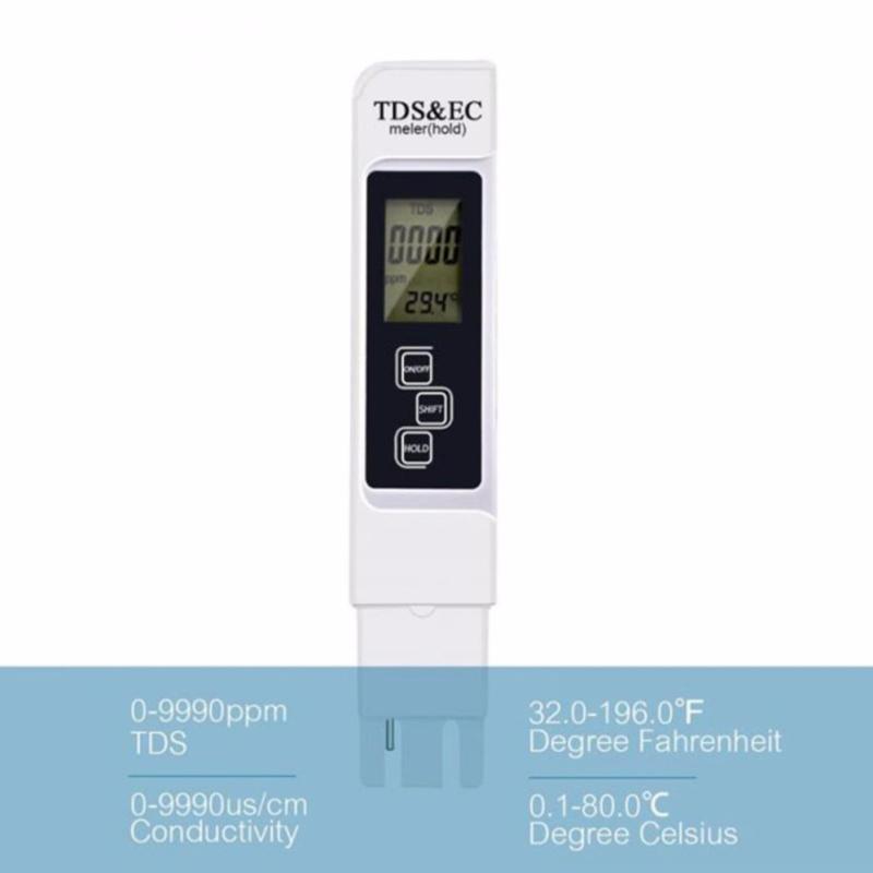 Bút thử nước sạch TDS&EC