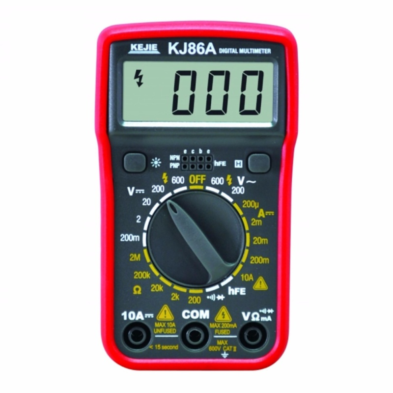 Đồng hồ điện tử đo vạn năng KJ86A