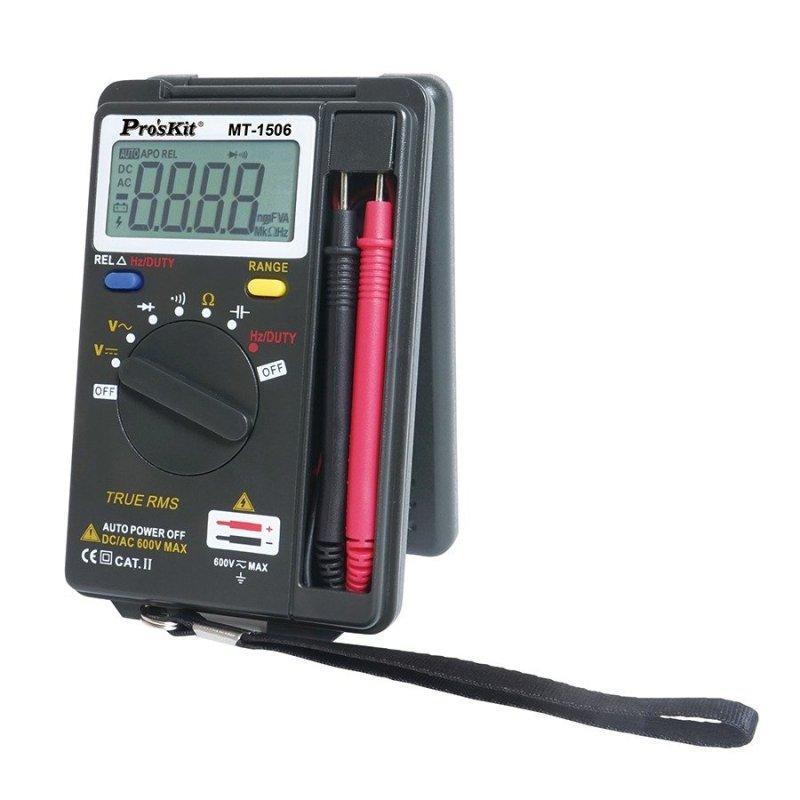 Đồng hồ đo Proskit MT-1506 (Đen)