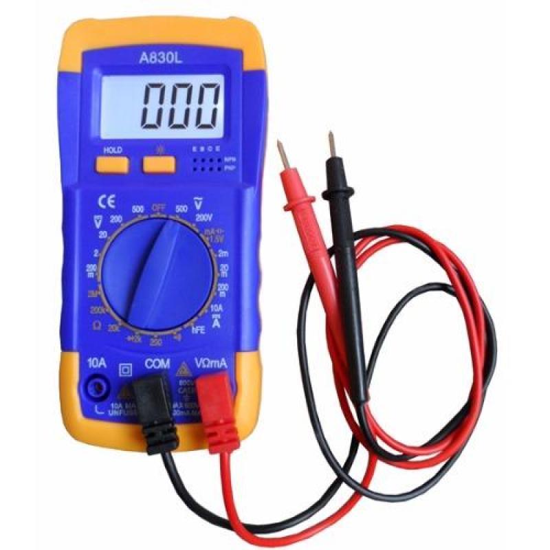 Đồng hồ đo vạn năng A830L (Xanh phối vàng)
