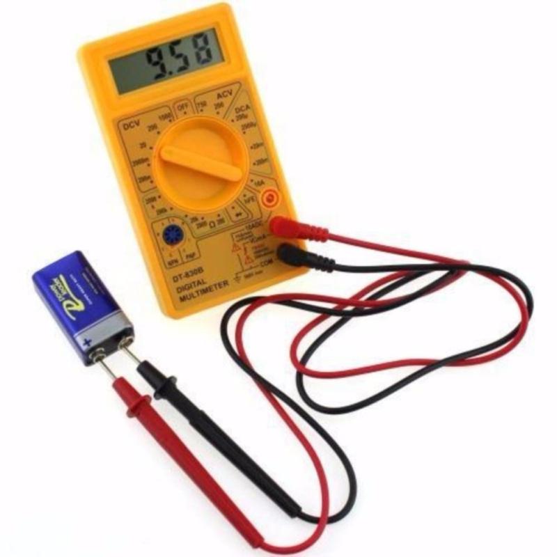 Đồng hồ đo vạn năng cho thợ điện tử DT-830B