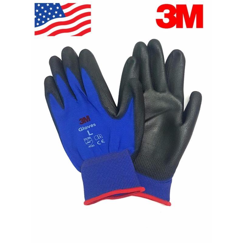 Găng tay đa dụng 3M màu xanh