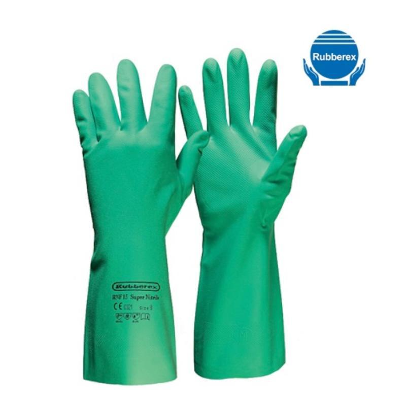 Găng taychống hóa chất Rubberex RNF15