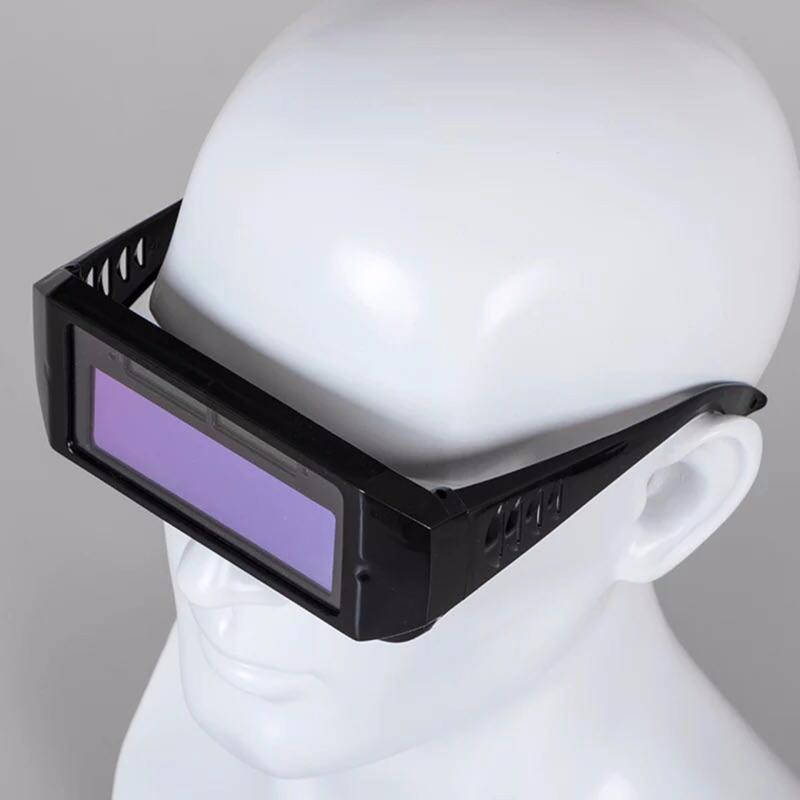 Kính bảo hộ lao động - Kính hàn điện tử CHỐNG TIA UV, Bảo vệ mắt khi hàn - Bảo hành uy tín 1 đổi 1 bởi Aha Shop
