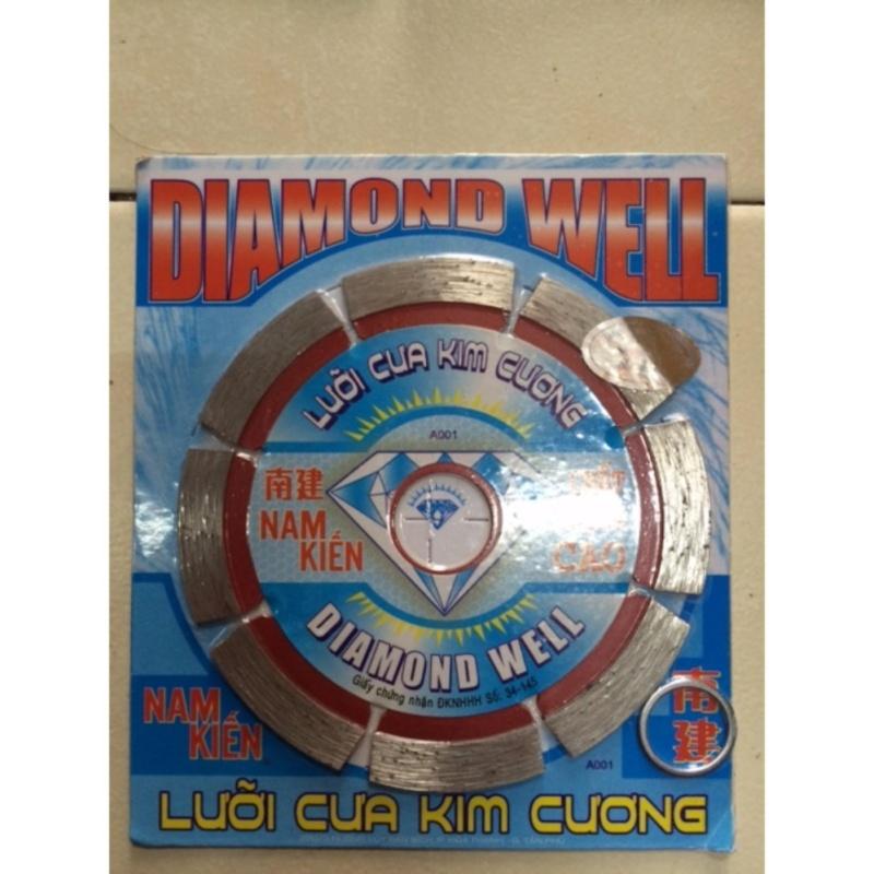 Lưỡi Cắt Gạch 1 tấc Nam Kiến (100mm)