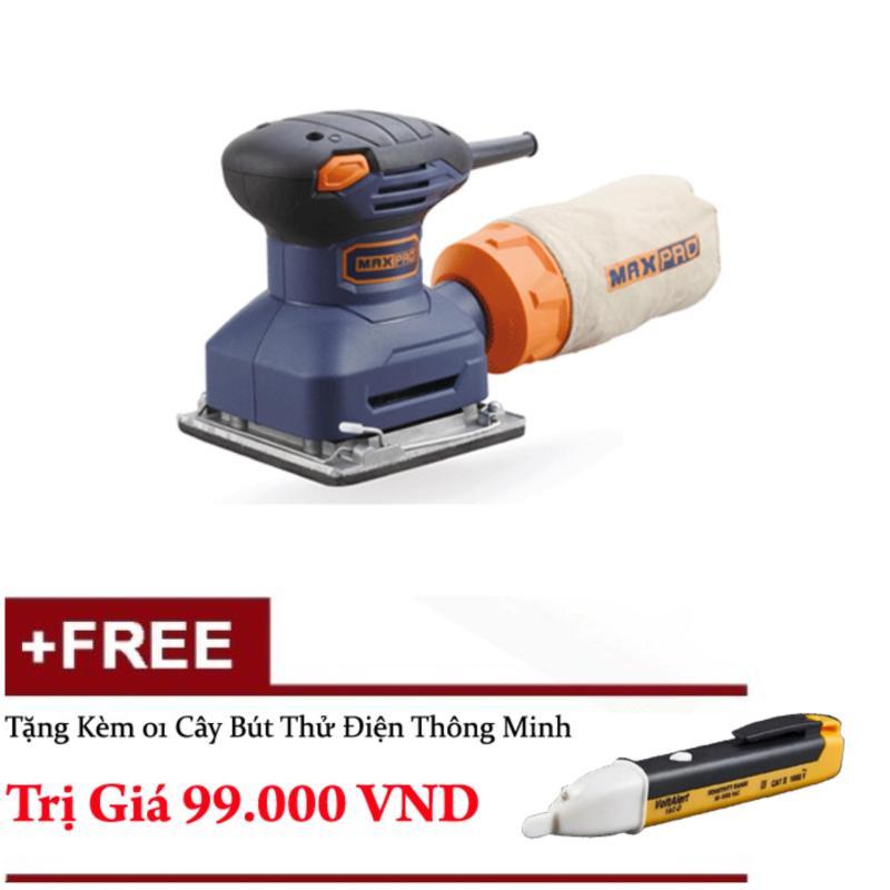 Máy Chà Nhám Vuông MAXPRO MPPS230 230W ( tặng bút thử điện thông minh )