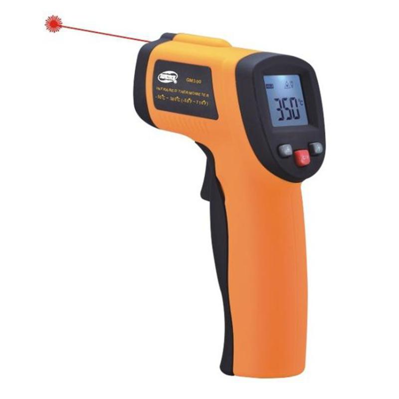 Máy đo nhiệt độ GM-300 (Vàng)