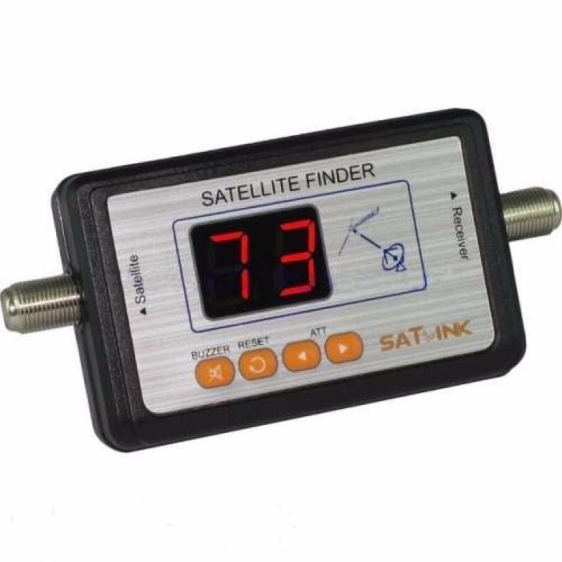 máy dò sóng vệ tinh Satlink WS-6903