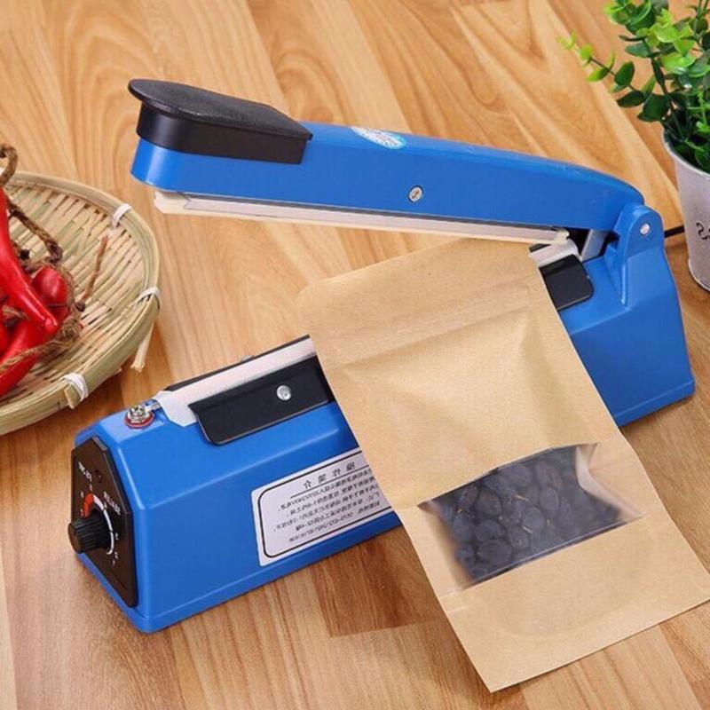 Máy hàn miệng túi bằng tay PFS - 200 giúp bảo quản thực phẩm tốt hơn