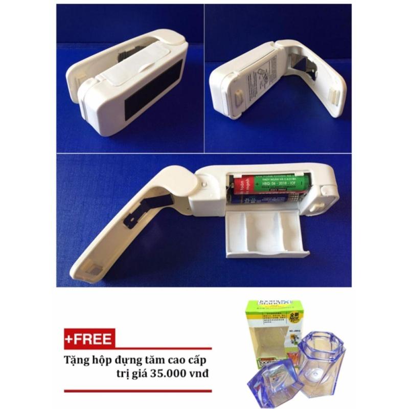 Máy hàn miệng túi cầm tay giá rẻ/Máy hàn miệng túi mini + Tặng hộp đựng tăm VegaVN