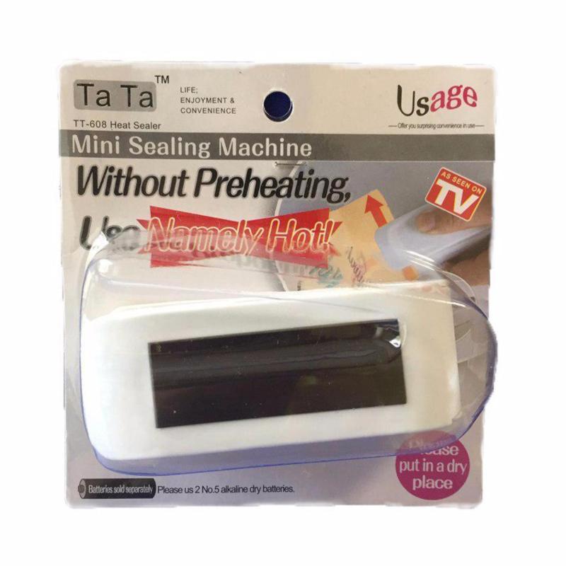 Máy hàn miệng túi mini bảo quản thực phẩm + Tặng thiết bị đầu vòi lọc nước sạch VegaVN