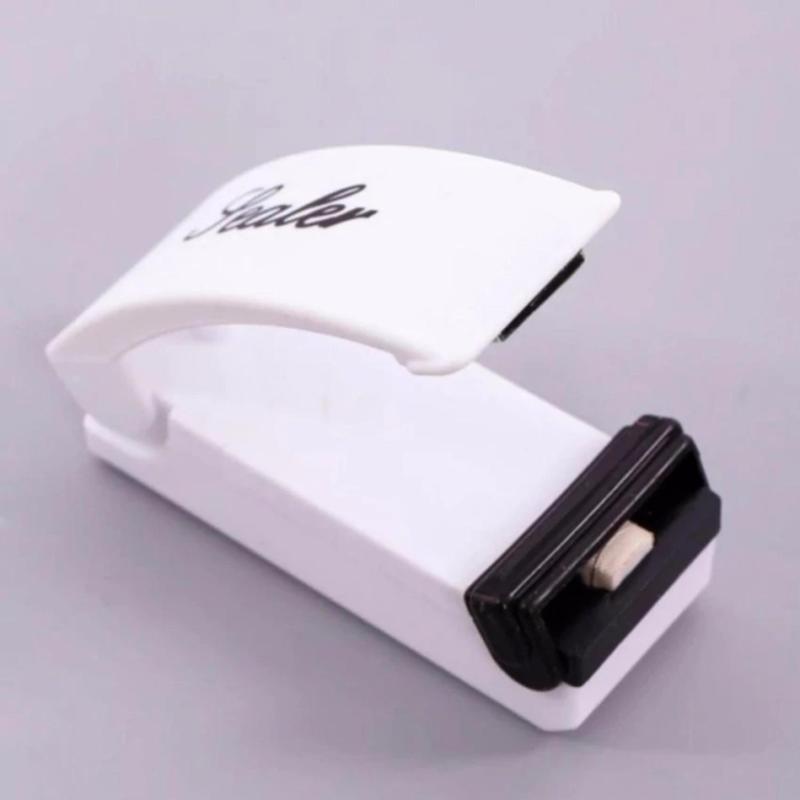 Máy hàn miệng túi thiết kế đơn giản nhỏ gọn siêu tiện dụng ( trắng phối đen )