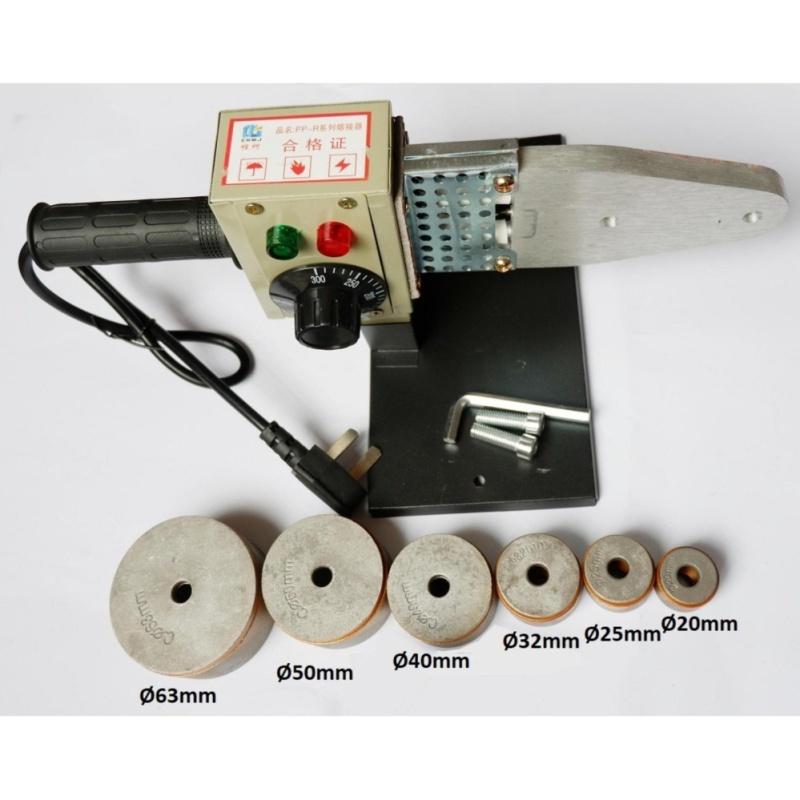 Máy hàn ống nước chịu nhiệt, máy hàn nhiệt PPR 20-63 TỐT, BỀN - bảo hành UY TÍN bởi ALI247