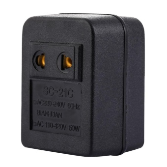 New 50W US AC Power 220V to 110V Voltage for Travel ConverterAdapter - intl