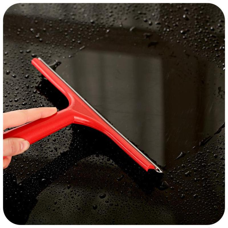 New Durable Window Car Glass Wiper Silicone Blade Cleaning Shower Screen