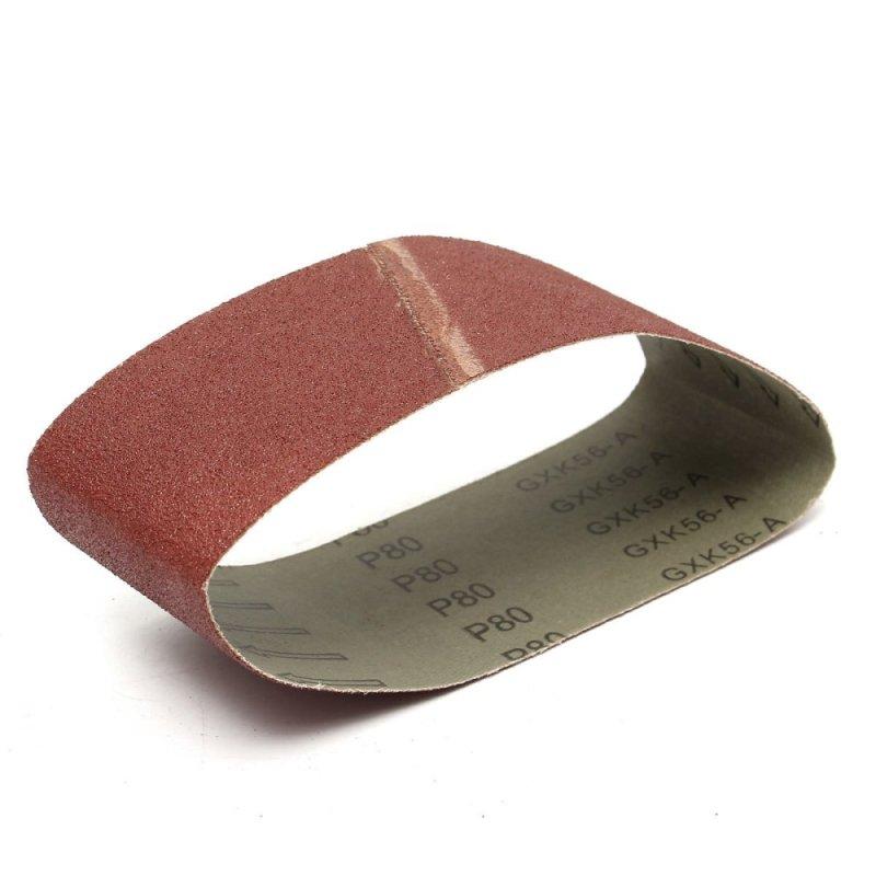Zirconia Abrasive Sanding Belts 457mmx75mm For Sanding Light Metal Wood (Intl)