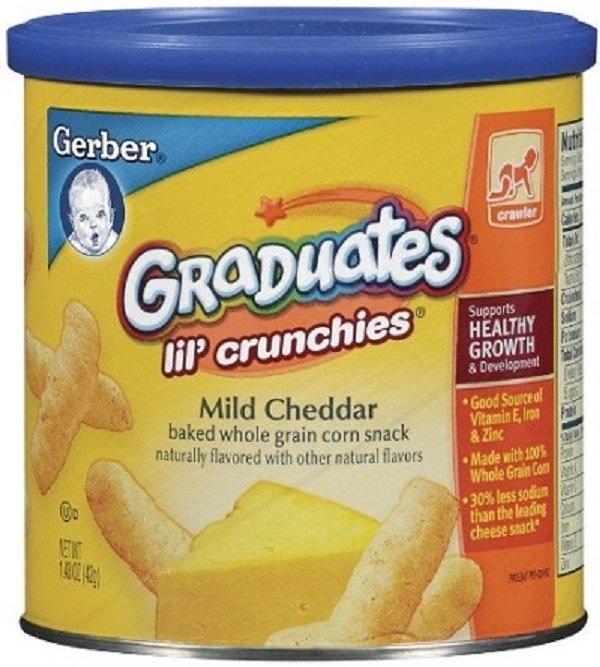Bánh ăn dặm Gerber