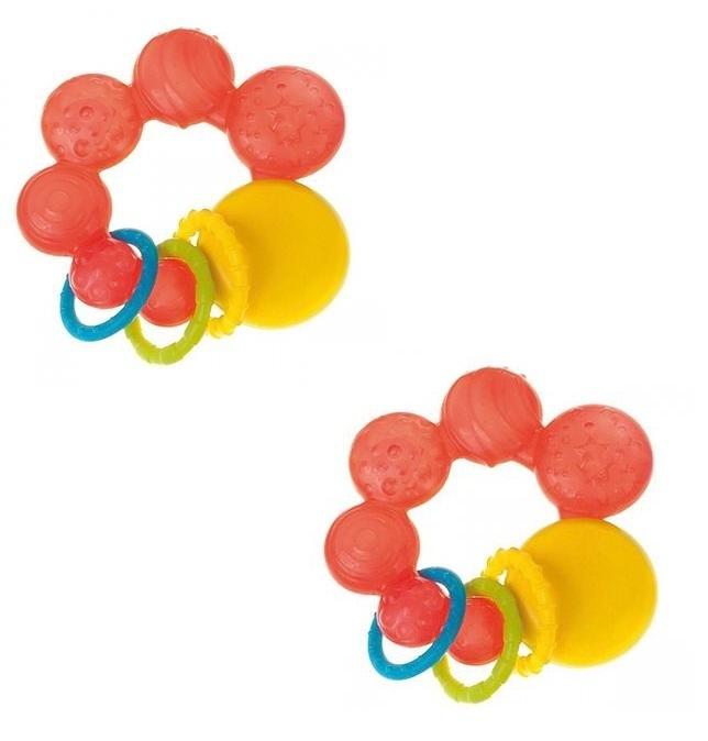 Bộ 2 đồ chơi cắn răng nước bong bóng Canpol Babies 56/132 (nhiều màu sắc)