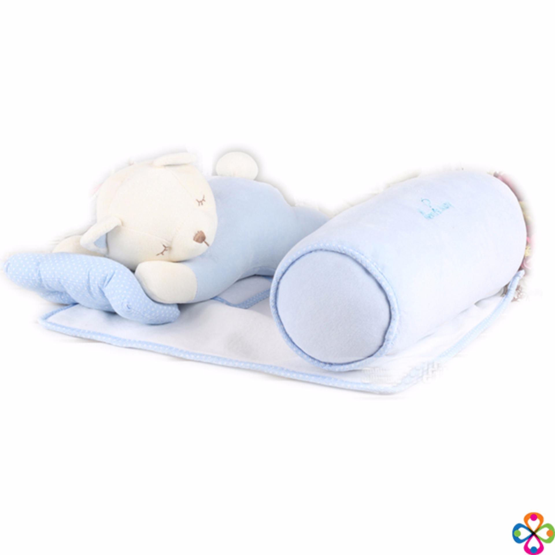 Bộ chặn gấu cho bé