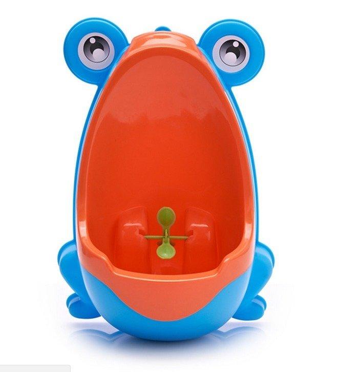 Bô gắn tường bé trai hình ếch BL BE00065 (Cam)