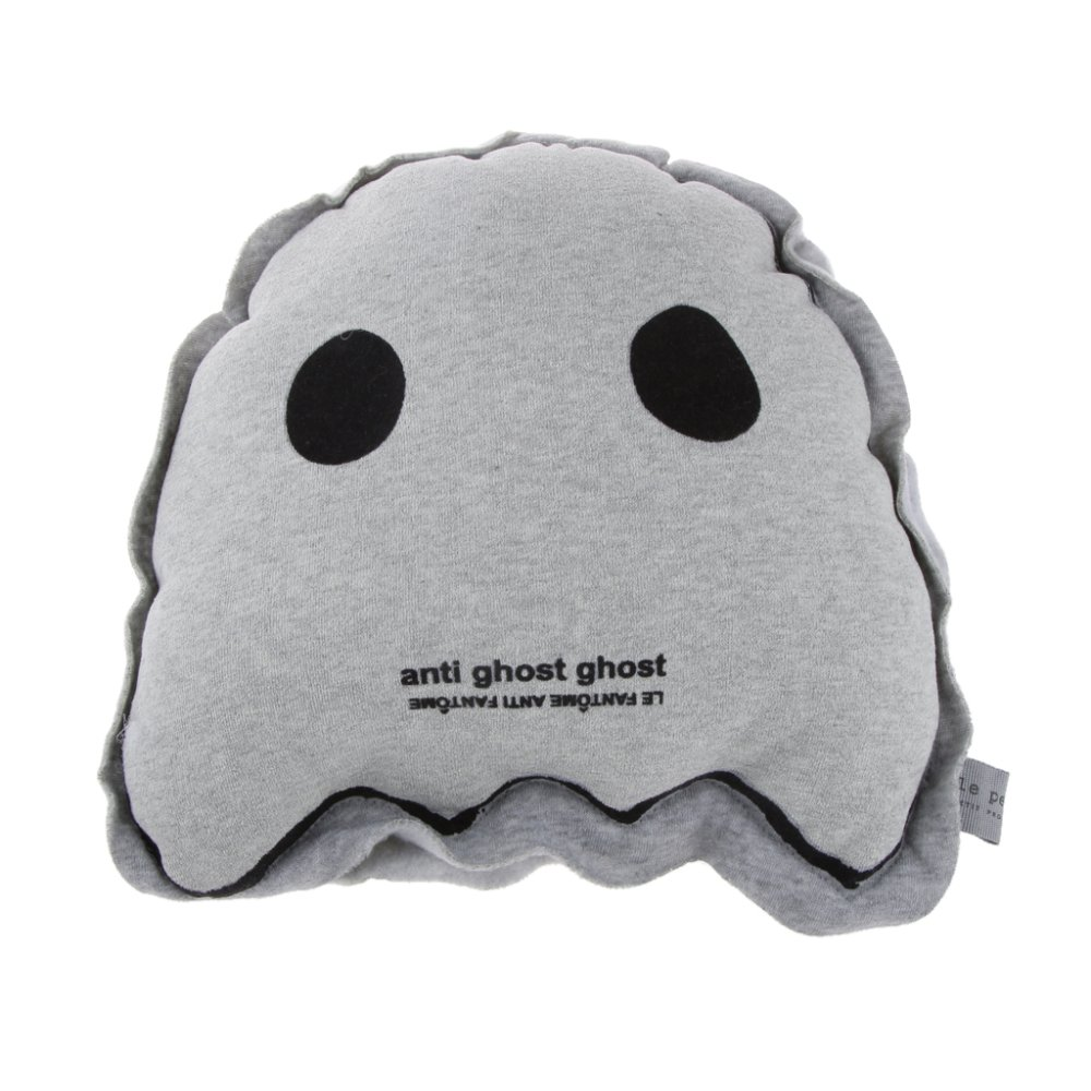BolehDeals Luminous Ghost Cushion Baby Comforter Toy Home Decor Glow In The Dark - Intl