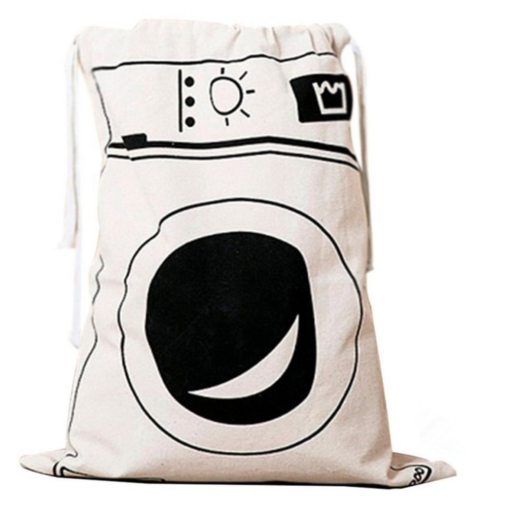 bolehdeals new travel baby toys storage canvas bag hanging drawstring washing machine intl. Black Bedroom Furniture Sets. Home Design Ideas