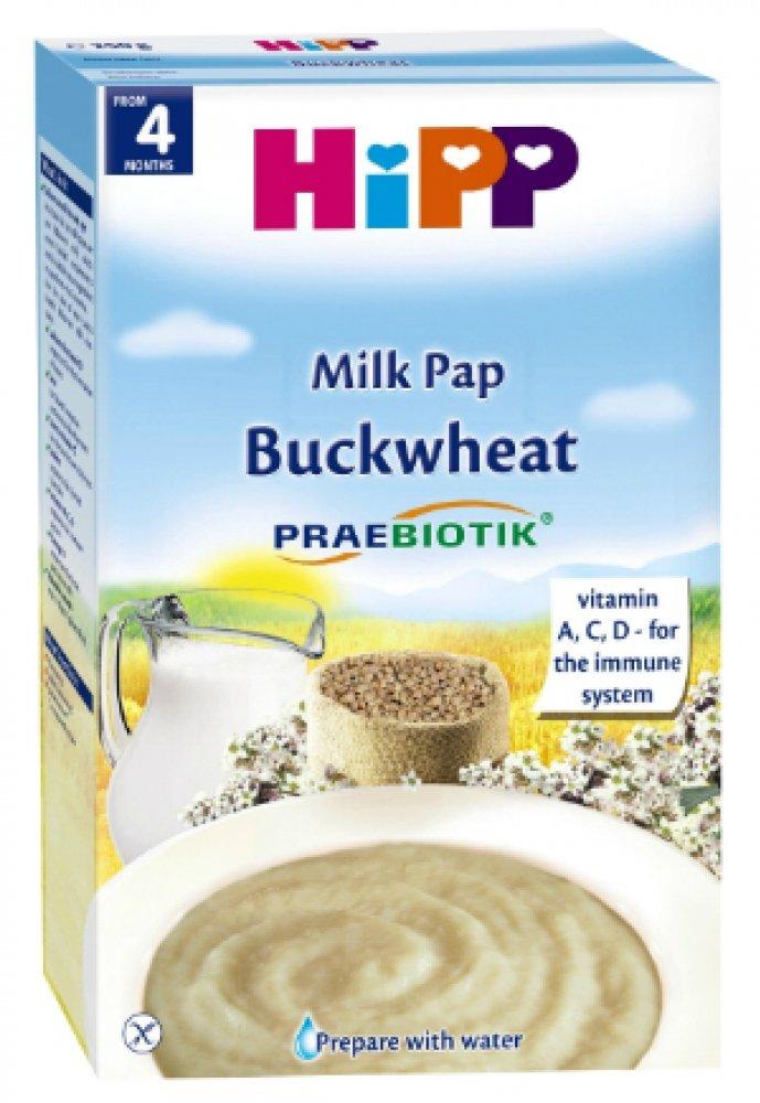 Bột ăn dặm kiều mạch bổ sung Probiotic Hipp 250g