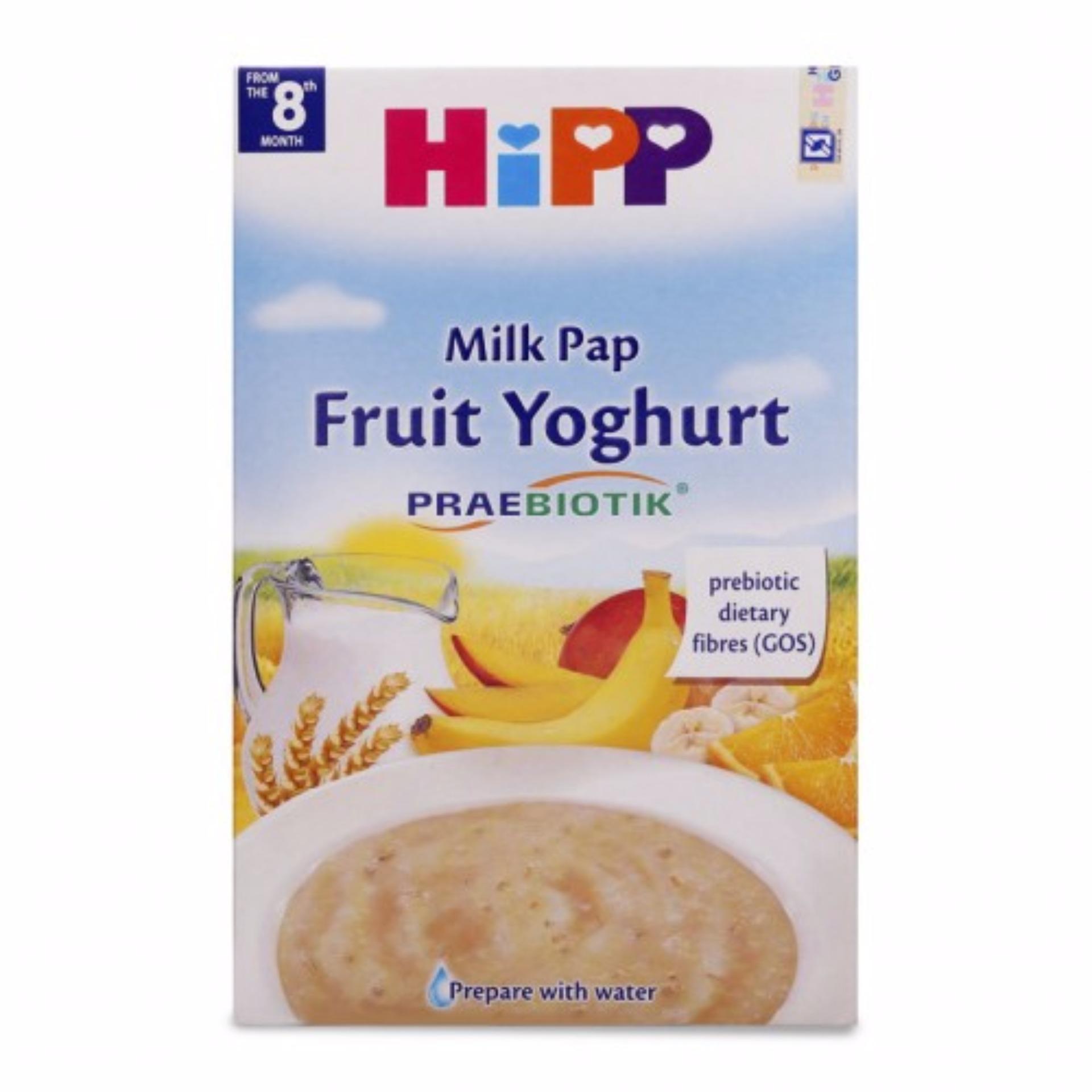 Bột Dinh Dưỡng Sữa Hoa Quả Nhiệt Đới Sữa Chua Hipp