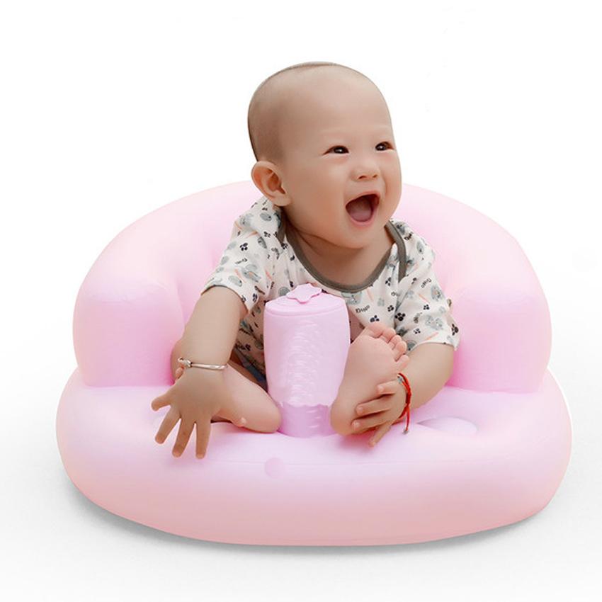 Ghế Tập Ngồi Baby Love(Hồng)