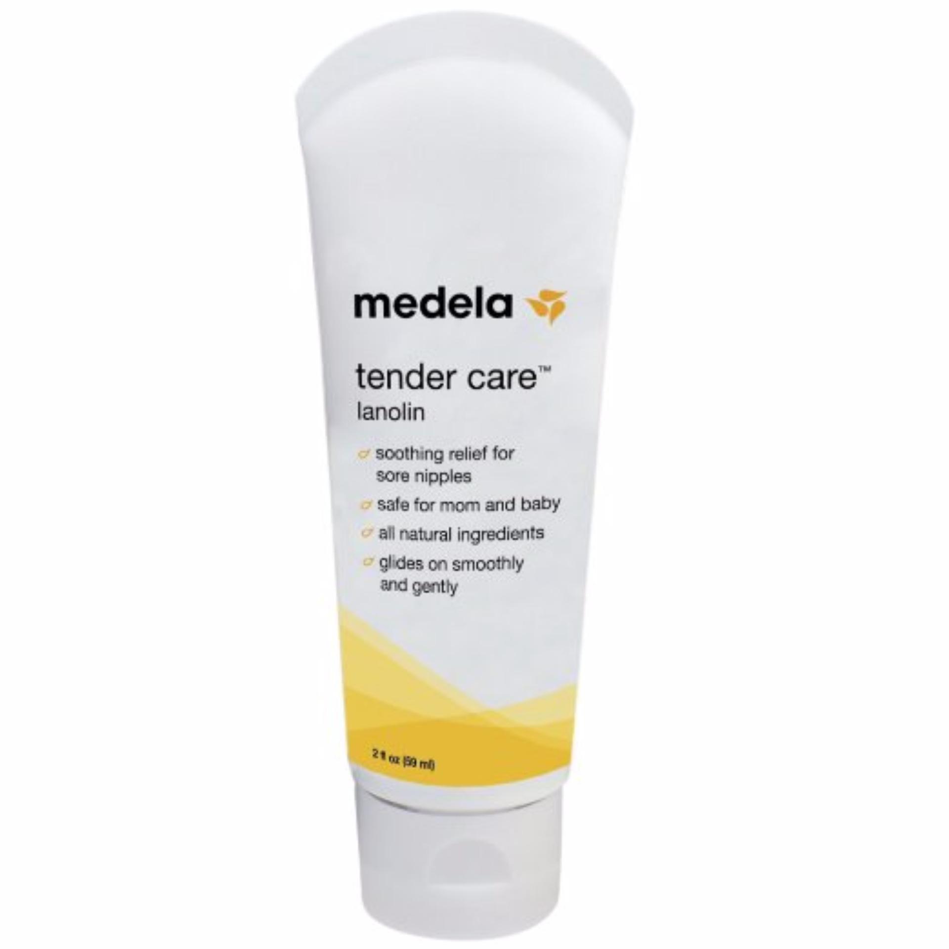 Kem bôi đầu ti Medela tender care 59ml (Vàng)