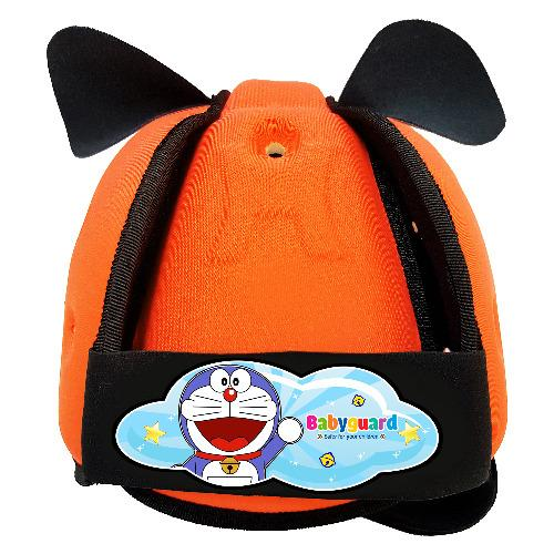 Mũ Bảo Vệ Đầu Cho Bé BabyGuard logo Doremon 01