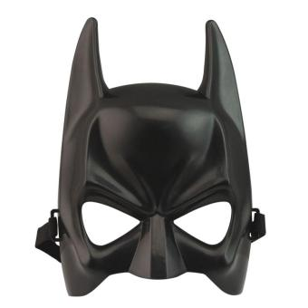 Rises Halloween Batman Mask Face Costume Masquerade Party Prom BatMan Face